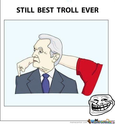 Trolling Ppl Like A Boss.