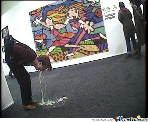 True Art Critic.
