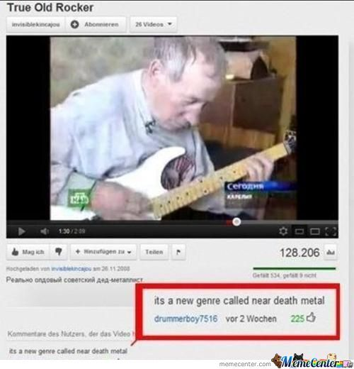 True Death Metal