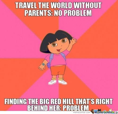 True Shit About Dora