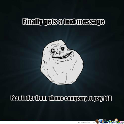 Truly Forever Alone
