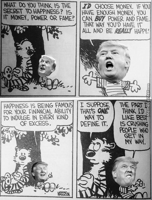 Trump And Hobbes