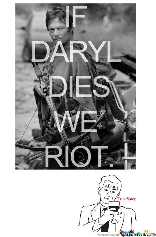 Truth About Daryl