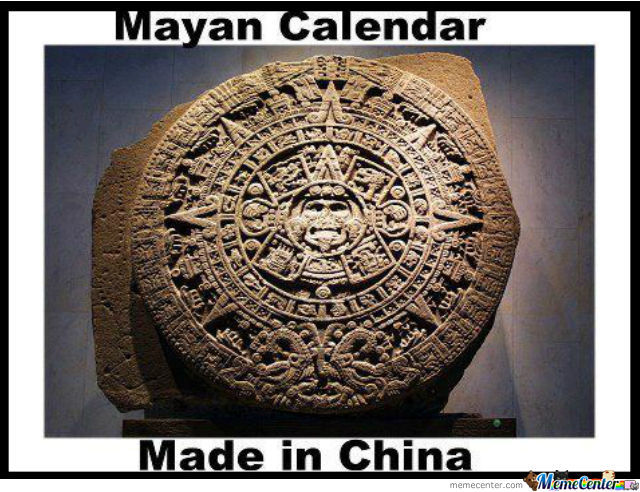 Truth Behind The Mayan Calendar