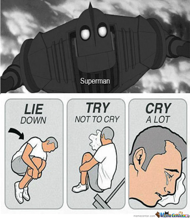 Try Not To Cry by jbooth73 - Meme Center