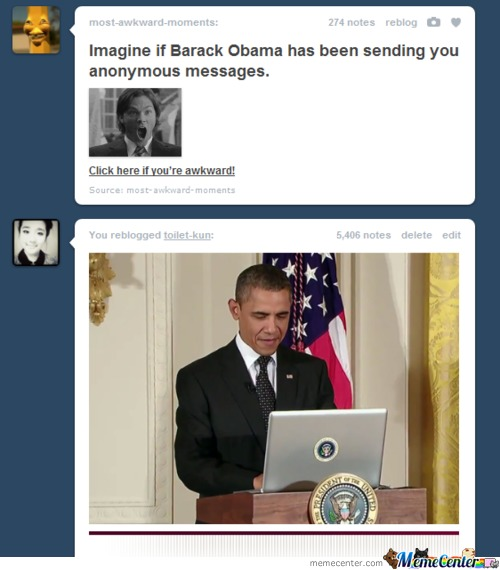 Tumblr Coincidence