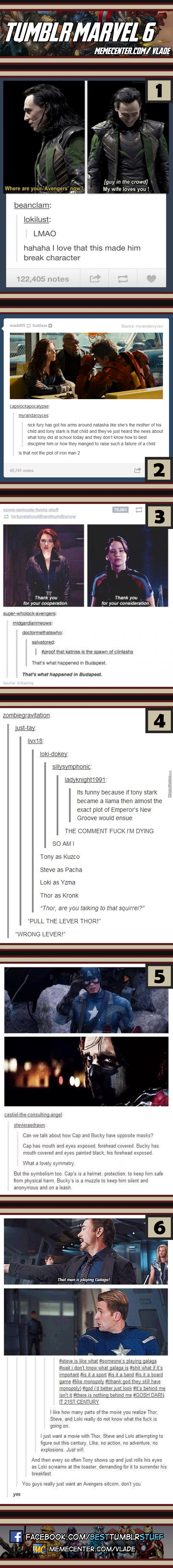 Tumblr Marvel #6