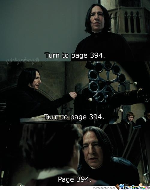 Turn To Page 394 By Toboe - Meme Center