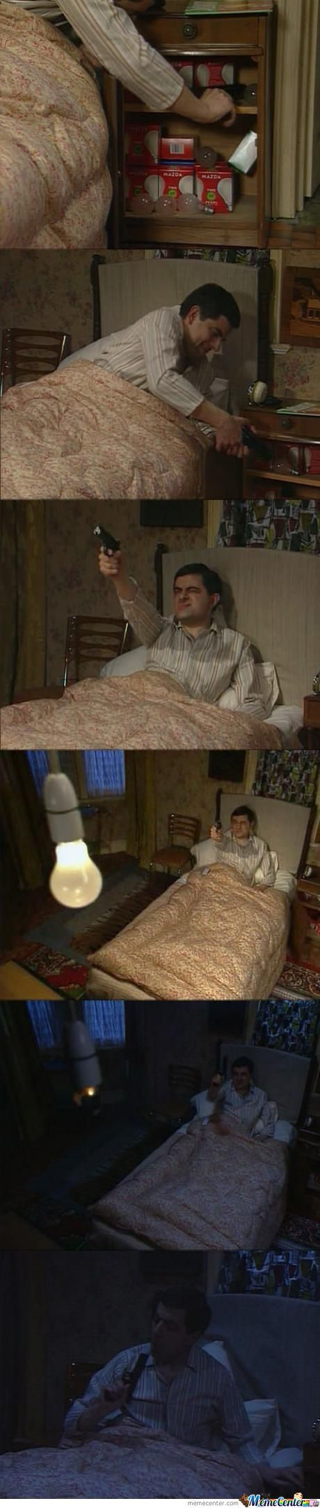 Turning Off Light Like A Boss
