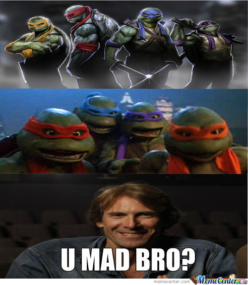 Turtles, You Mad?