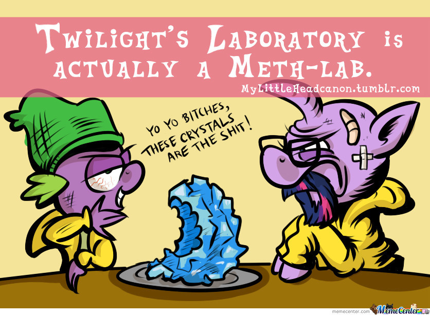 Twilight's Meth Lab