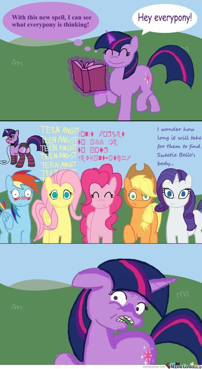 Twilight's New Spell