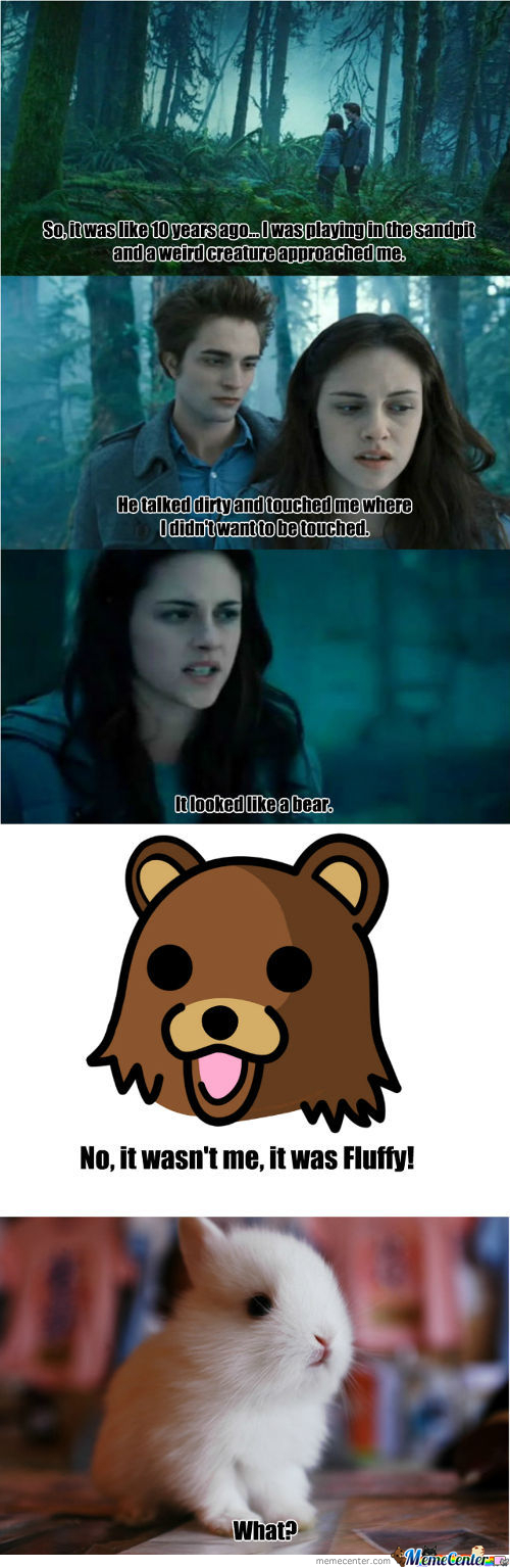 Twilight Pedobear