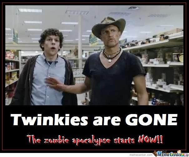 Twinkies Are Gone