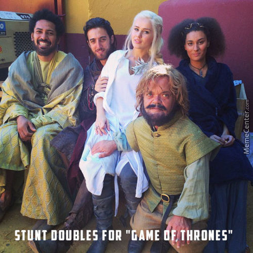 "Tyrion Is Like: ""kill Me Now"""