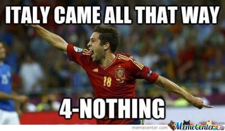 U Mad Italy Fans?