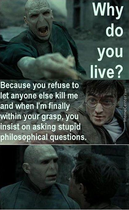 U Mad Now?huh,voldy?