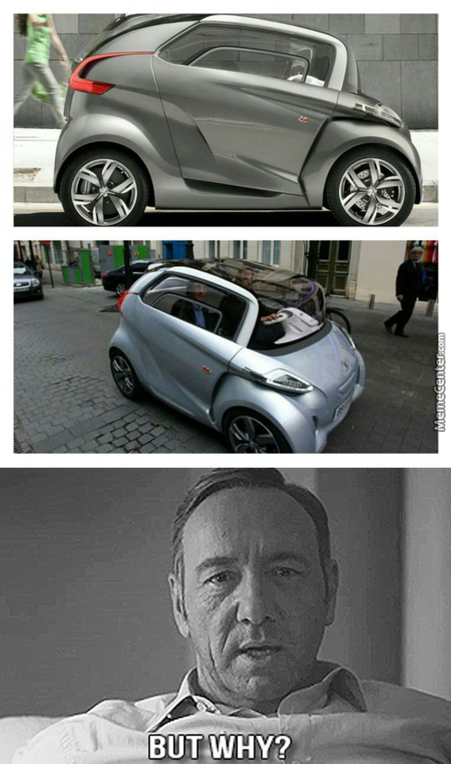 Ugliest Car Design Ever?