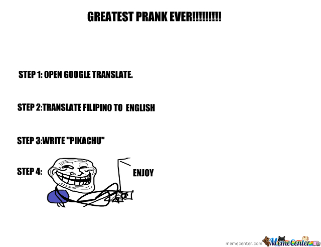 Ultimate Prank