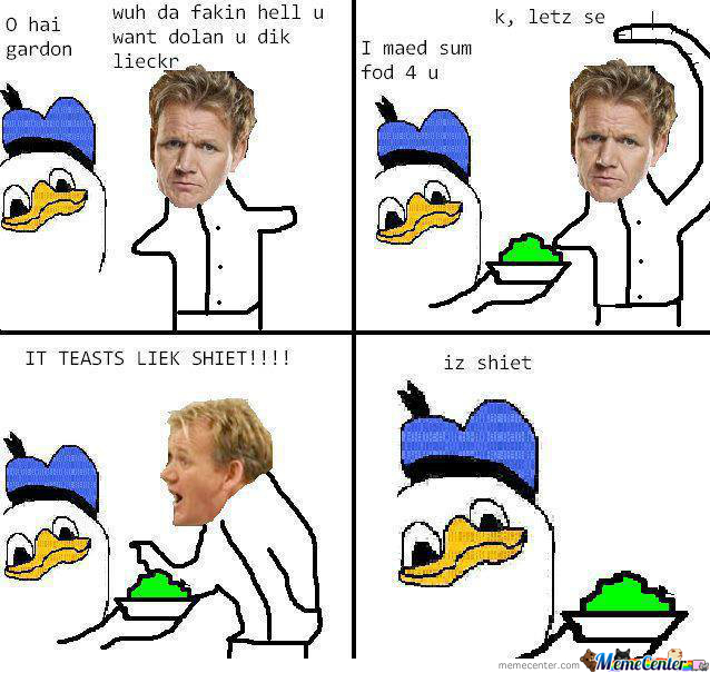 Uncle Dolan Strikes On Gordon!