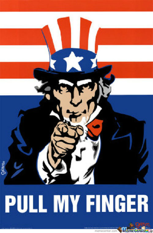 Uncle Sam.