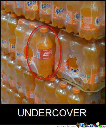 Under Cover Agent