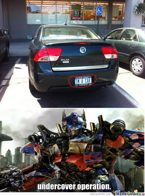 Undercover Transformers