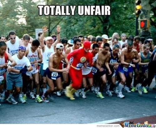 Unfair Race