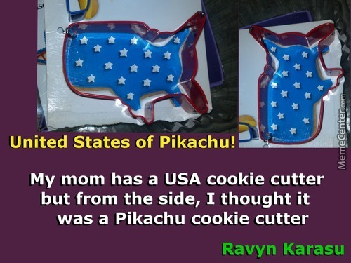 United States Of Pikachu