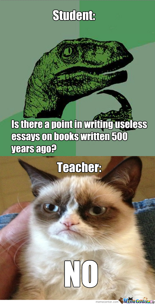 Useless Essays