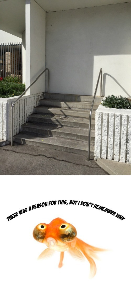 Useless Staircase
