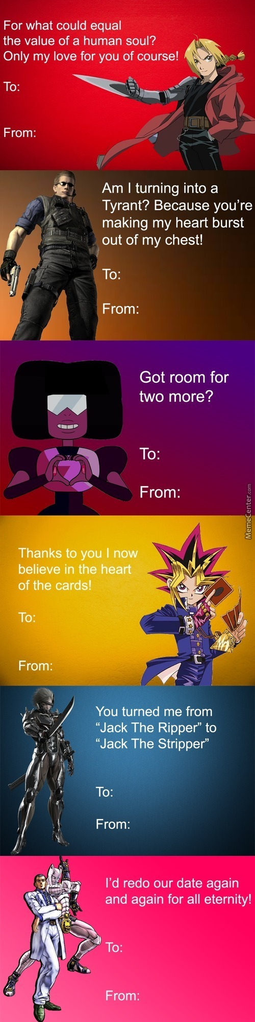 Valentines Day Letters For Everyone
