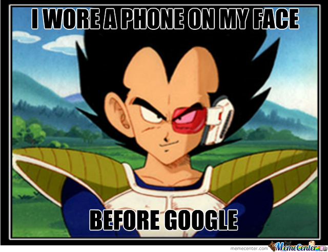 Vegeta Phones