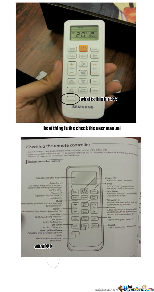 Very Smart Remote Control Design