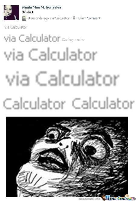 Via Calculator