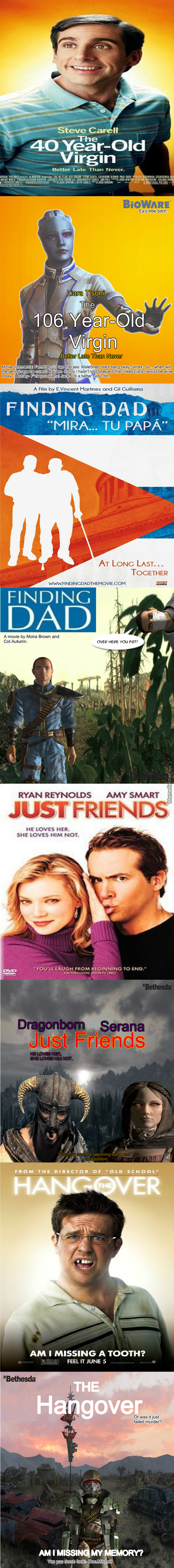 Video Game Movies.