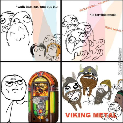 Viking Metal Ftbw \m/