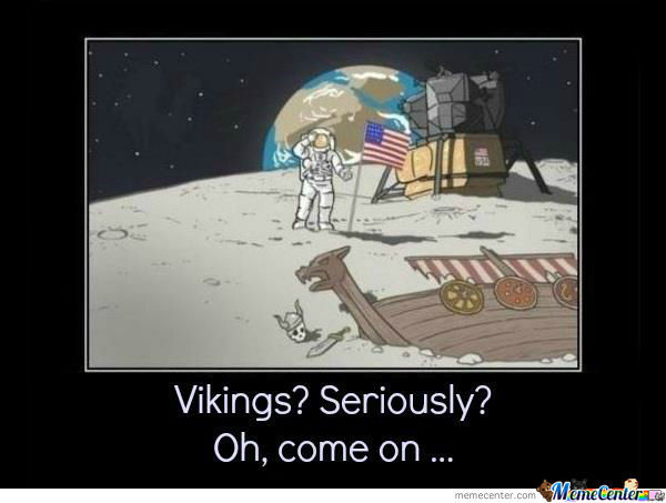 Vikings Space