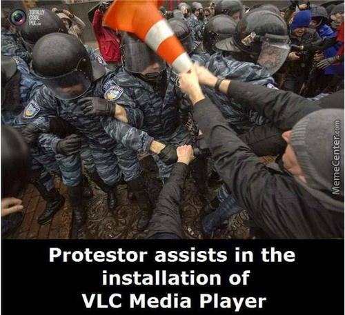 Vlc Is A Must!