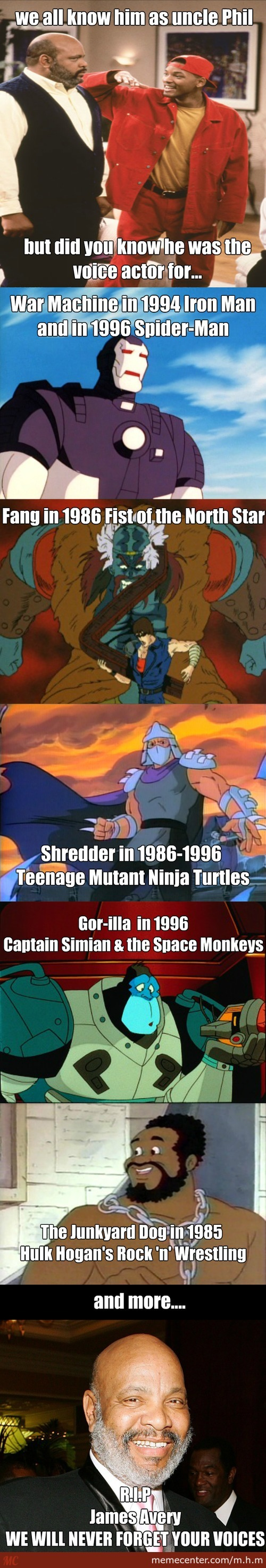 Voice Of The 90S And 80S Cartoons