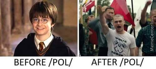 Voldemort Actually Won