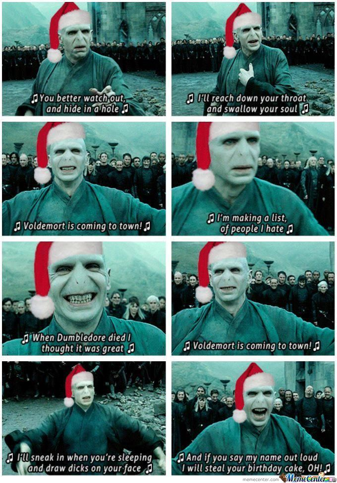 Voldemort's Favorite Song