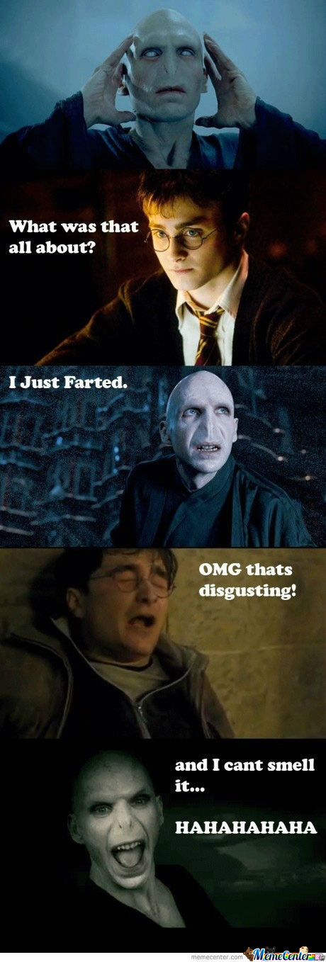 Voldemort's True Power