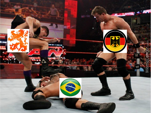 Waiting For Brazil To Come Back