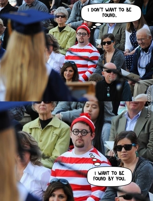 Waldo In Love