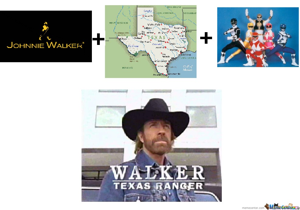 Walkers Texas Rangers
