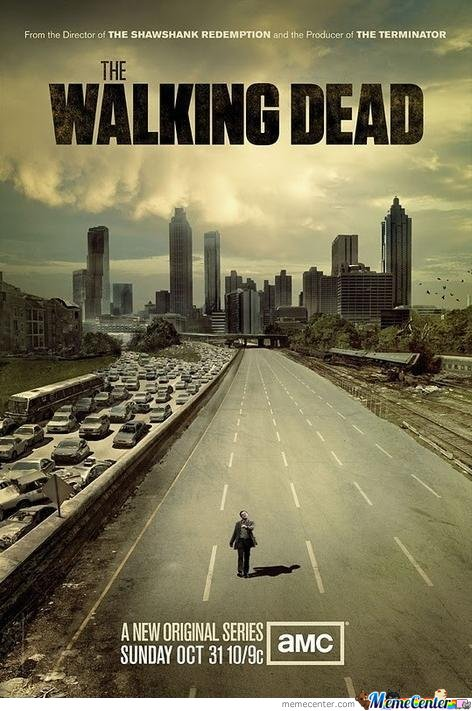 Walking Dead - Leo Strut
