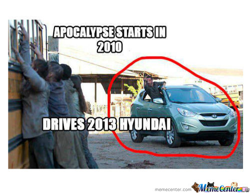Walking Dead Logic