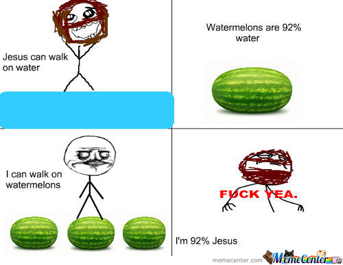 Walking On Watermelons