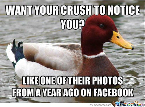 Want Your Crush To Notice You?